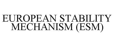 EUROPEAN STABILITY MECHANISM (ESM)