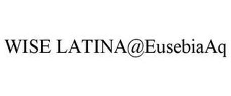WISE LATINA@EUSEBIAAQ