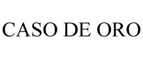 CASO DE ORO