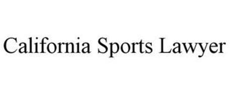 CALIFORNIA SPORTS LAWYER