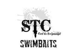 STC GET TO SWIMMIN' SWIMBAITS