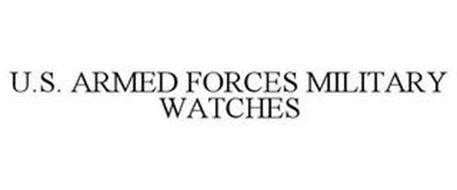 U.S. ARMED FORCES MILITARY WATCHES