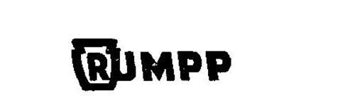 RUMPP