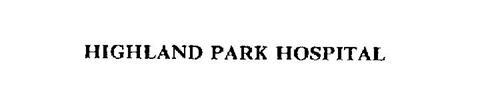 HIGHLAND PARK HOSPITAL