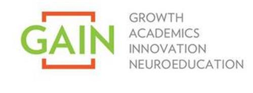 GAIN GROWTH ACADEMICS INNOVATION NEUROEDUCATION