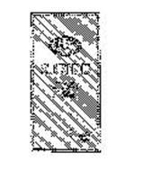 STRIDE DELUXE BLEND MENTHOL 100'S
