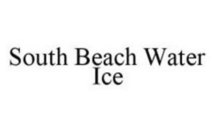 SOUTH BEACH WATER ICE