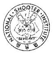 """NATIONAL-SHOOTER-INSTITUTE """"BE HEAVY"""""""