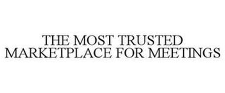 THE MOST TRUSTED MARKETPLACE FOR MEETING