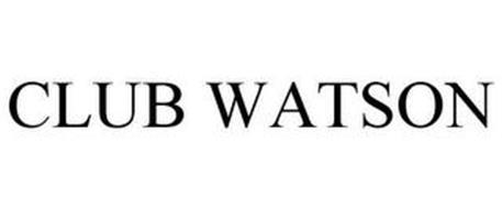 CLUB WATSON