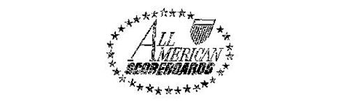 ALL AMERICAN SCOREBOARDS