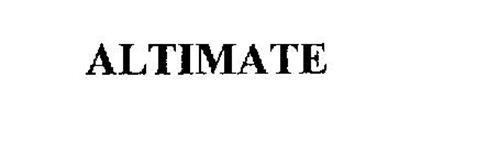 ALTIMATE
