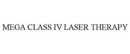 MEGA CLASS IV LASER THERAPY