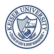 KEISER UNIVERSITY COLLEGE OF GOLF & SPORTS MANAGEMENT