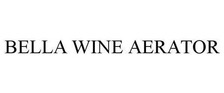 BELLA WINE AERATOR