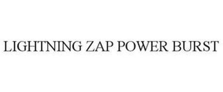 LIGHTNING ZAP POWER BURST