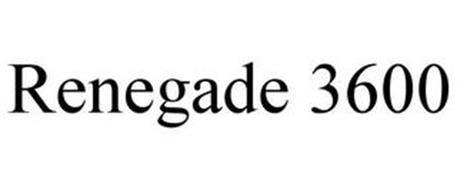 RENEGADE 3600
