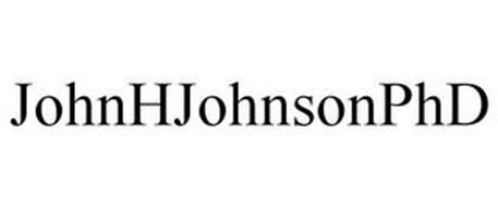 JOHNHJOHNSONPHD