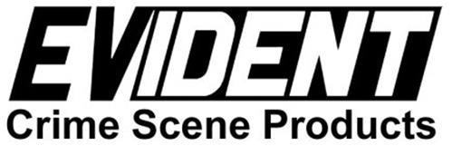 EVIDENT CRIME SCENE PRODUCTS