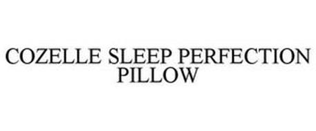 COZELLE SLEEP PERFECTION PILLOW
