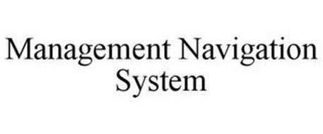 MANAGEMENT NAVIGATION SYSTEM
