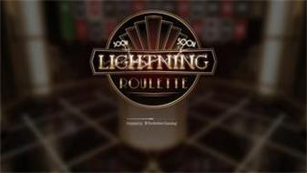 300X 500X LIGHTNING ROULETTE POWERED BYEVOLUTON GAMING