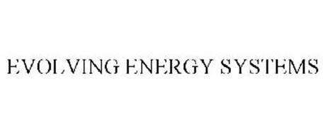 EVOLVING ENERGY SYSTEMS
