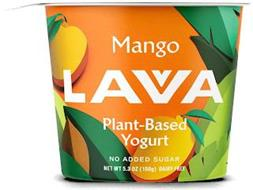LAVVA MANGO PLANT-BASED YOGURT
