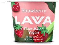 LAVVA STRAWBERRY PLANT-BASED YOGURT