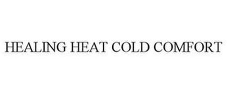 HEALING HEAT COLD COMFORT