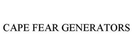 CAPE FEAR GENERATORS