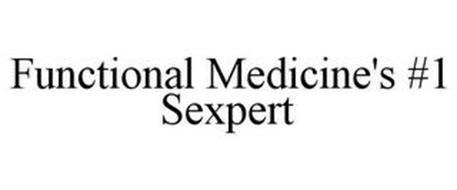 FUNCTIONAL MEDICINE'S #1 SEXPERT