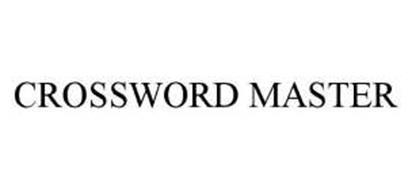 CROSSWORD MASTER