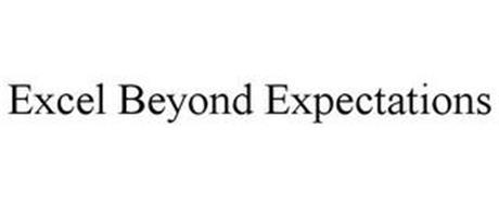 EXCEL BEYOND EXPECTATIONS