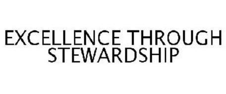 EXCELLENCE THROUGH STEWARDSHIP