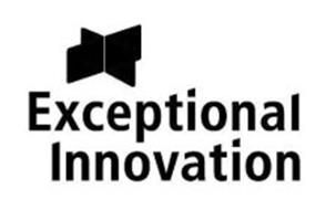 EXCEPTIONAL INNOVATION
