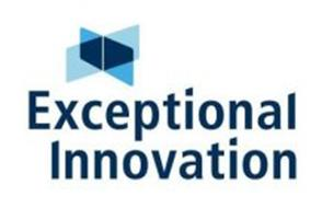 X EXCEPTIONAL INNOVATION