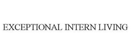 EXCEPTIONAL INTERN LIVING