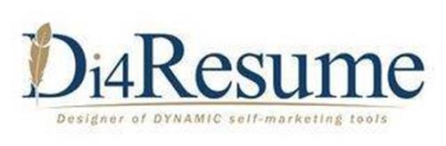 DI4RESUME DESIGNER OF DYNAMIC SELF-MARKETING TOOLS