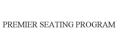 PREMIER SEATING PROGRAM