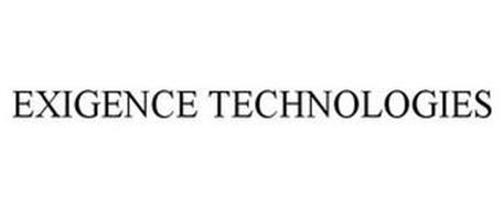 EXIGENCE TECHNOLOGIES