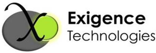 X EXIGENCE TECHNOLOGIES
