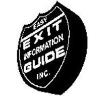 EASY EXIT INFORMATION GUIDE INC.