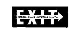 EXIT EXPEDITIONS INTERNATIONL