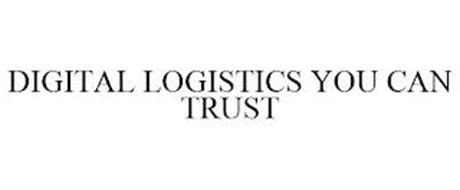 DIGITAL LOGISTICS YOU CAN TRUST