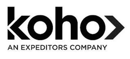 KOHO AN EXPEDITORS COMPANY