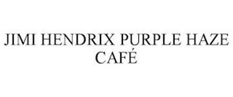 JIMI HENDRIX PURPLE HAZE CAFÉ