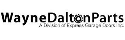 WAYNE DALTON PARTS A DIVISION OF EXPRESS GARAGE DOORS INC