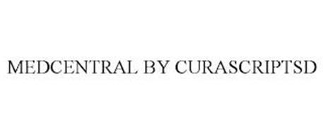 MEDCENTRAL BY CURASCRIPTSD
