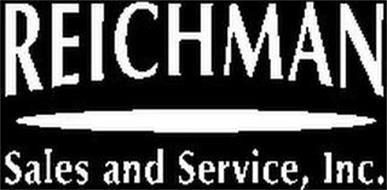 REICHMAN SALES AND SERVICE, INC.